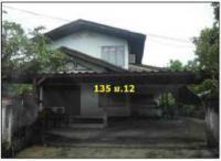 บ้านเดี่ยวหลุดจำนอง ธ.ธนาคารกรุงไทย นครศรีธรรมราช อำเภอพิปูน ตำบลเขาพระ